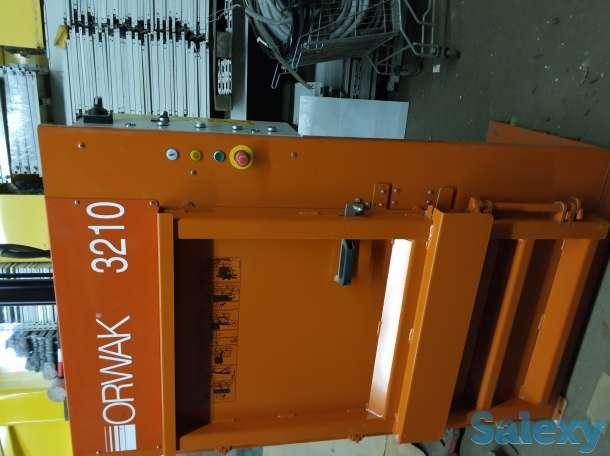 Продается новый пресс orwak 3210, фотография 2