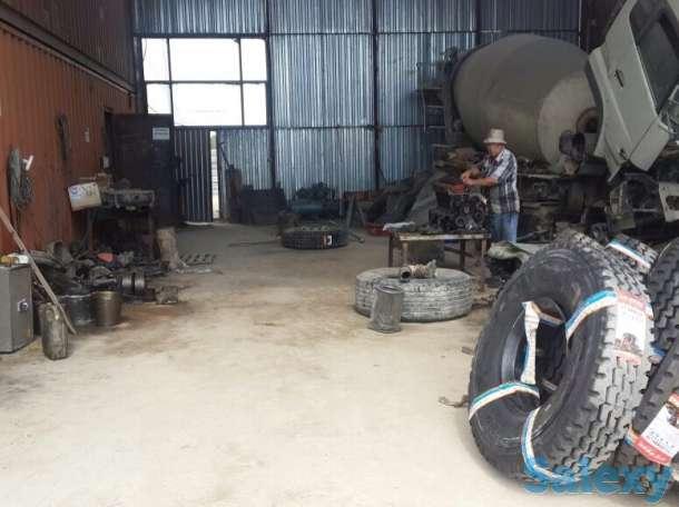 Продам действующий бетонный завод с спецтехникой, фотография 12