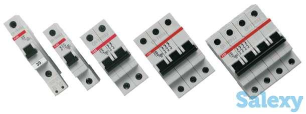 автоматический выключатель АВВ, фотография 1