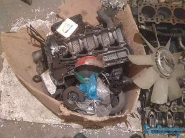 Двигатель на Санг ионг объем двигателя 2 литра дизель в разобранном ви, фотография 1