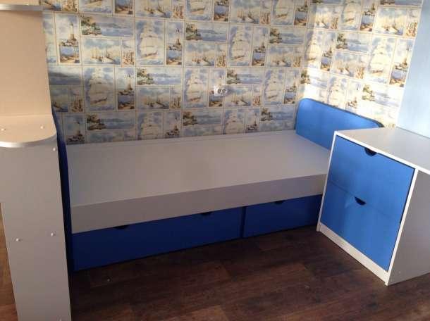 детская мебель на заказ стенки кровати столики дизайн сборка