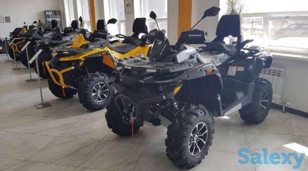 Продажа новых квадроциклов Stels в Астане, фотография 5
