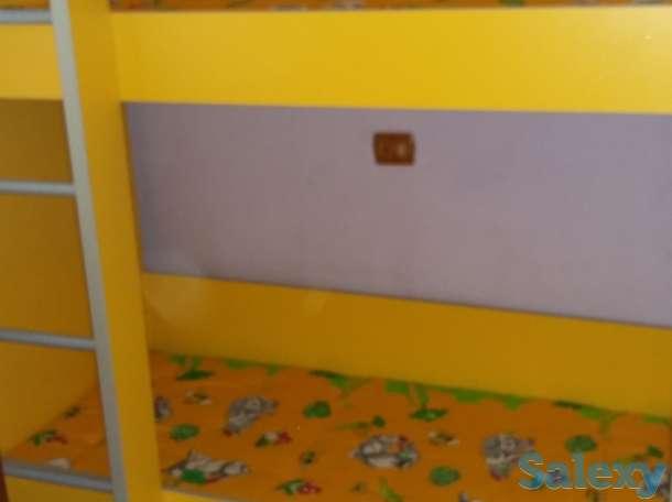 Продам 2х ярусную кровать, фотография 1