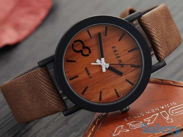 Деревянные наручные часы FEIFAN, фотография 3