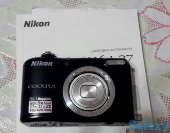 Новый фотоаппарат, фотография 1