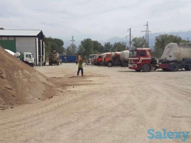 Продам действующий бетонный завод с спецтехникой, фотография 1
