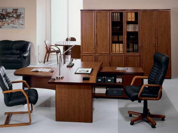 Офисная мебель на заказ, фотография 1