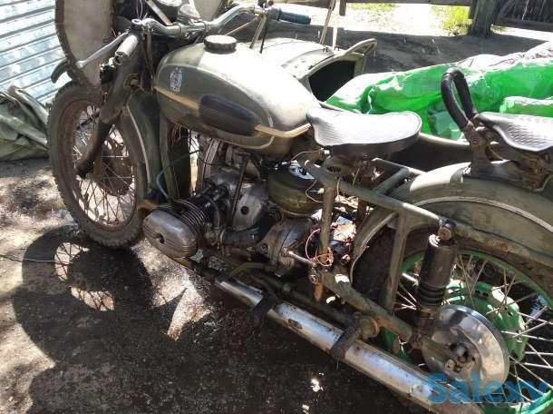 Мотоцикл.Урал.150.000, фотография 1
