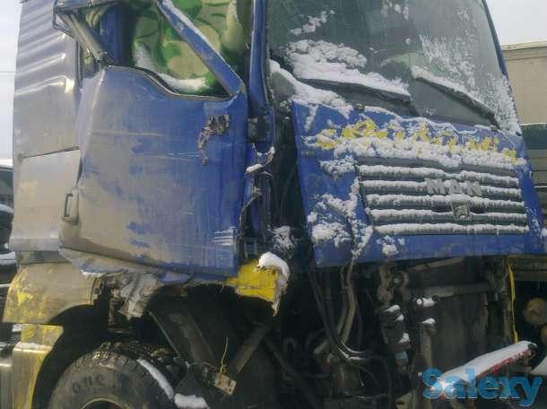 Кузовной ремонт грузовиков Правка рам Ремонт стеклопластика, фотография 2