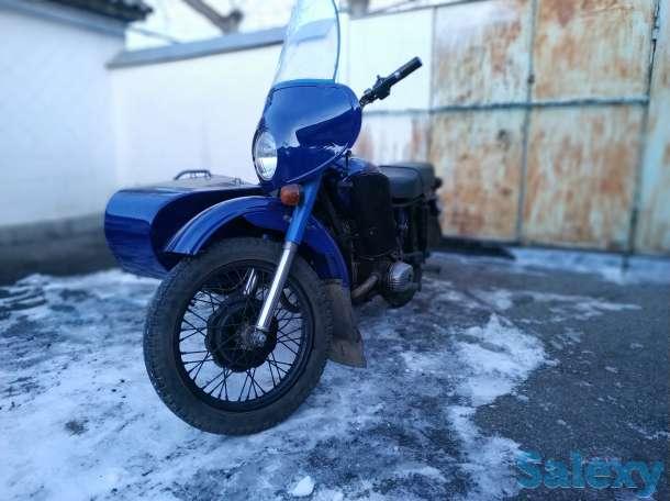 Продаю мотоцикл Урал имз, фотография 1