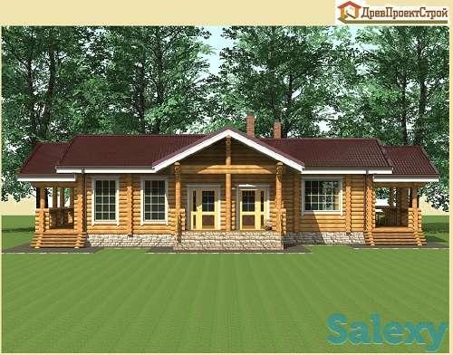 Строим самые красивые деревянные дома, фотография 4
