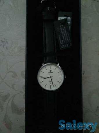 35ee8453 Часы кожаные Продам часы ,кожаные. Абсолютно новые, | Часы в Нур ...