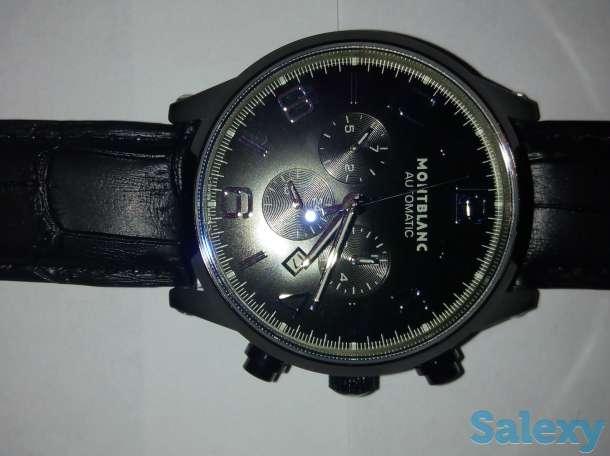 Часы мужские наручные марки MONTBLANC, фотография 4