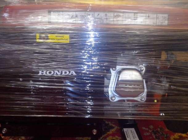 Бензиновый генератор Honda EM 5500CXS, фотография 2
