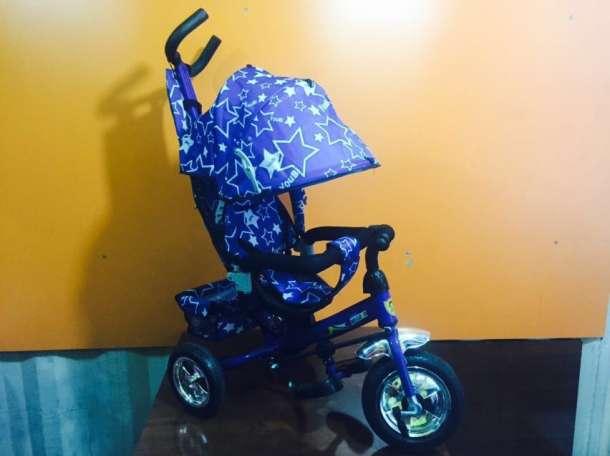 Детский трехколесный велосипед , фотография 6