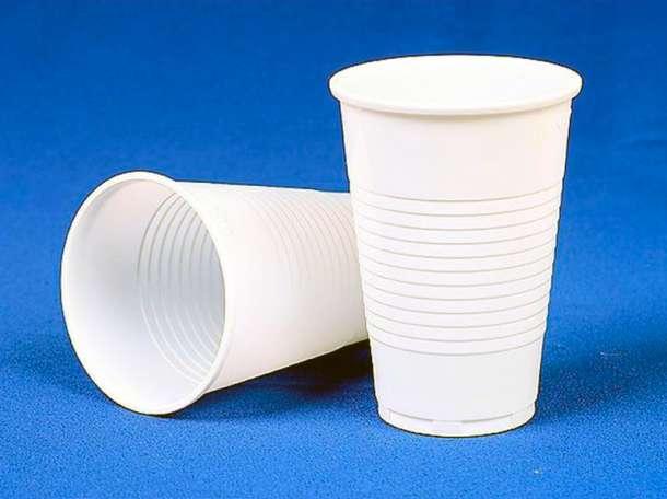 Одноразовые стаканы 180 мл., 500 мл. оптом с бесплатной доставкой!, фотография 3
