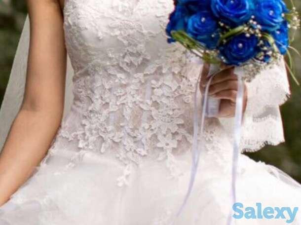 Продаю шикарное свадьбеное платья от Веры Вонг, фотография 2