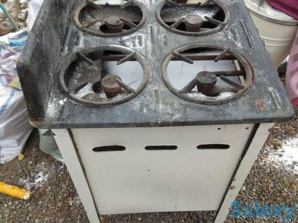 Газовая плита, фотография 3