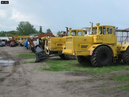 трактор кировец К-700 А, фотография 2