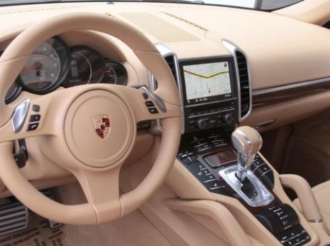 замечательное 2012 Porsche Cayenne, фотография 1