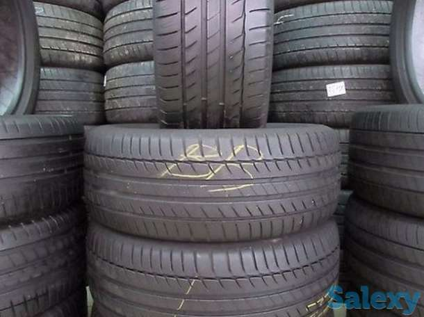 Легковые, грузовые б/у шины ОПТОМ из Германии, фотография 4