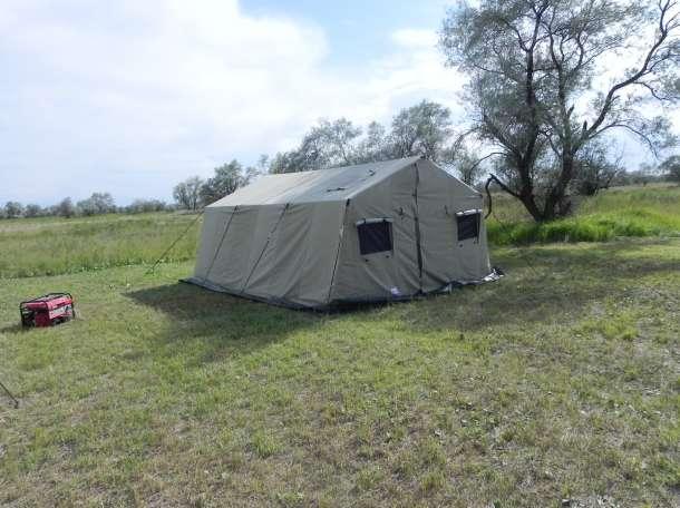 Продам палатки в хорошем состоянии, фотография 2