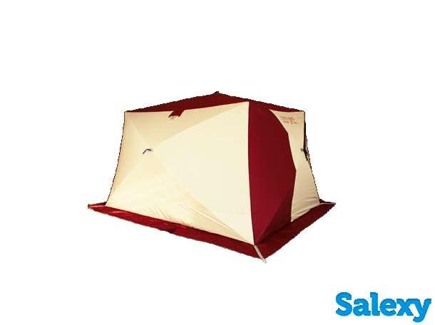 Палатка для Зимней Рыбалки Снегирь 2Т 3Т 4Т Long, фотография 6