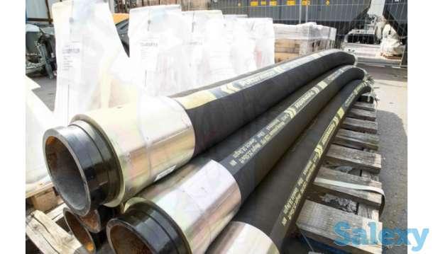 Стационарные бетононасосы,пневмонагнетатели,шнековые насосы,расходные и запасные части, фотография 10
