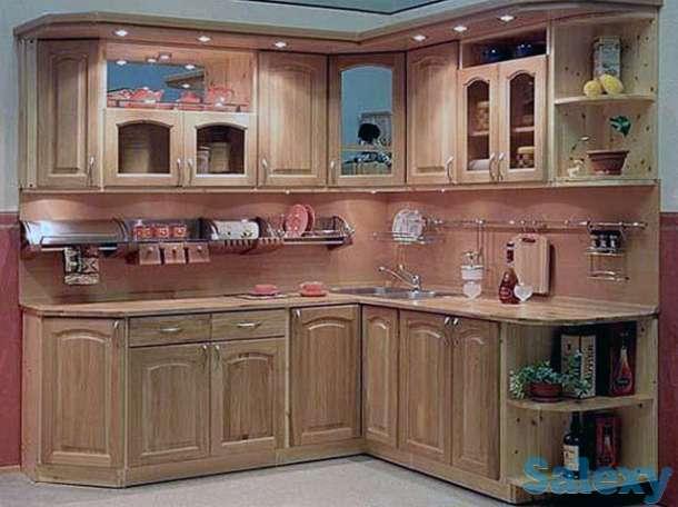 Кухни из массива, фотография 9