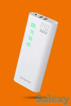 Продам оригинальный внешний аккумулятор Wopow P10 10000 mAh, фотография 5