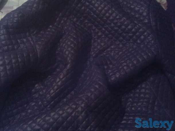 Куртка мужская размер 44-46 осенне-зимняя, фотография 2