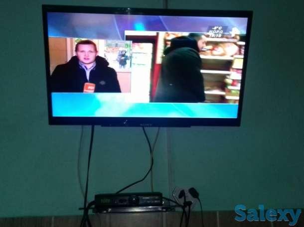 Продам новый телевизор+крепление+тюнер+антенна, фотография 1