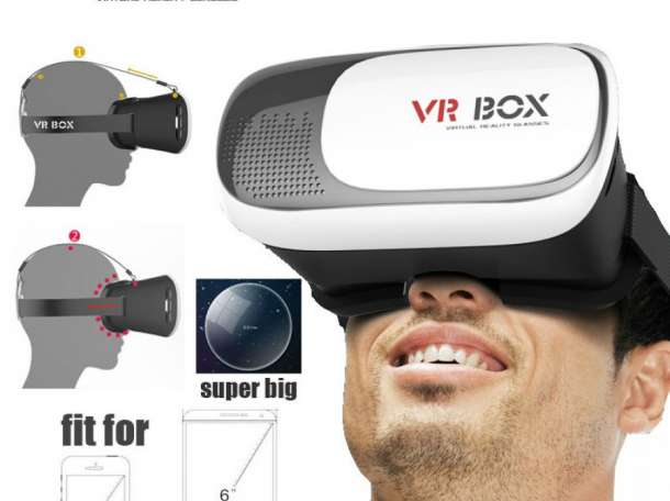 Очки виртуальной реальности, фотография 2