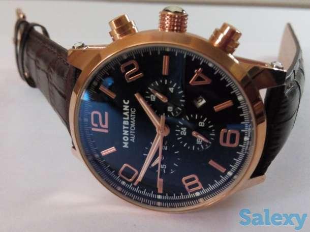 Часы мужские наручные марки MONTBLANC, фотография 1