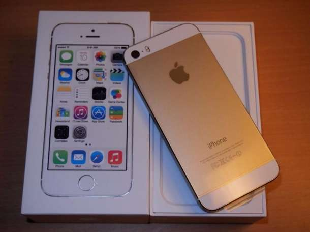 iphone 5s 16gb gold, фотография 4