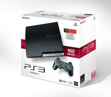 Sony Playstation 3 160GB, фотография 1