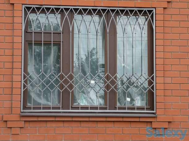 решетки для окон и под цветочники, фотография 10