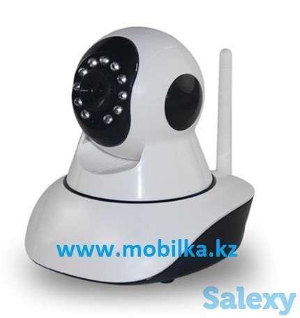 Продам Беспроводная IP камера с WIFI, P2P, День/Ночь, Ethernet и поддержкой карт памяти до 32ГБ, фотография 1