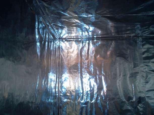 Фольга алюминевая для бани, фотография 1