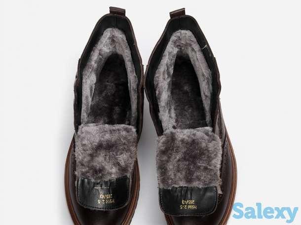 Продам зимние мужские ботинки, фотография 2