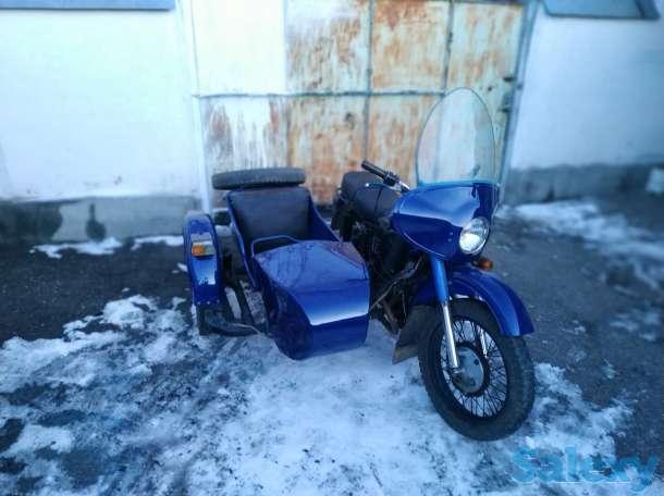 Продаю мотоцикл Урал имз, фотография 4