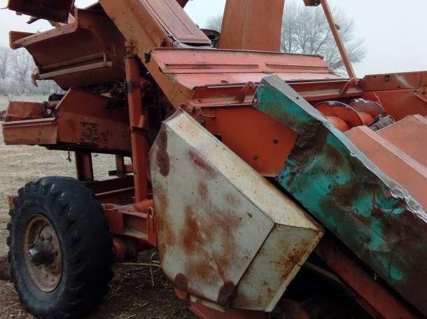 Комбайн сельхозтехника, фотография 3