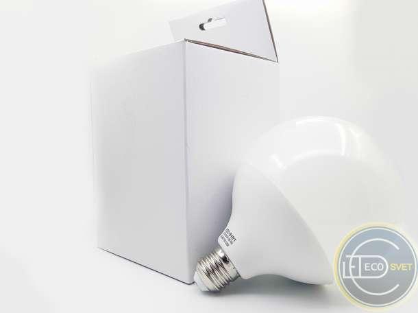 LED (Лед) Светодиодная лампа A60 18W E27 Eco-Svet Алматы Акция!!!, фотография 1
