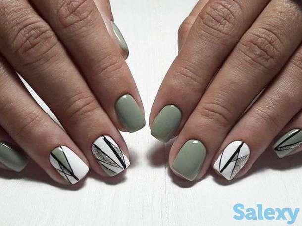Наращиивание ногтей, фотография 3