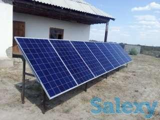 Автономная солнечная электростанция, фотография 1