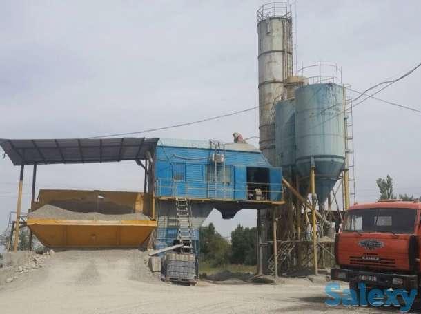 Продам действующий бетонный завод с спецтехникой, фотография 7