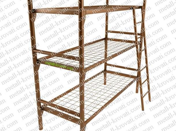 Армейские металлические кровати, кровати для вагончиков, кровати для санаториев., фотография 7