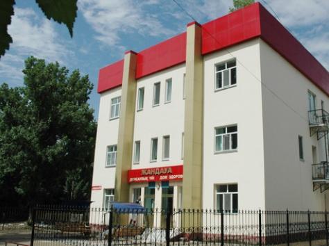 продам трех этажное здание в районе кожкомбината в Таразе, фотография 1