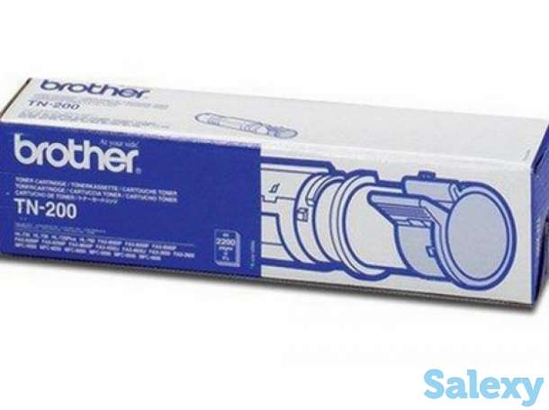Тонер-картридж Brother TN-200, фотография 1