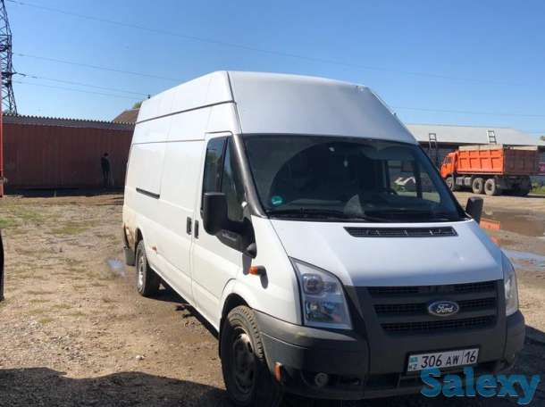 Предлагаем услуги автомобиля Ford Tranziit длина борта 4,2 м, фотография 1